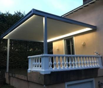 Pergola bioclimatique - Pergasol - Lyon